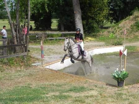 cce obstacle ranch le petit sam centre equestre serignan plage