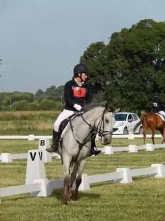 dressage concours centre equestre ranch le petit sam