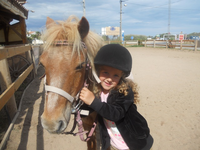 poney cours stage vacances